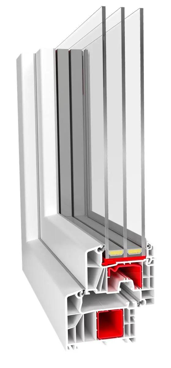 okna Aluplast 7000 Classic Line