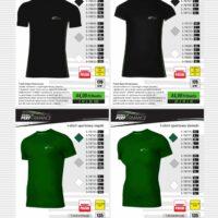 BHP koszulki t-shirt