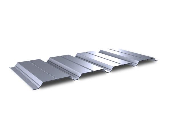 elewacja T40 blacha trapezowa
