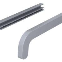 zaslepka zewnętrzna PVC softline