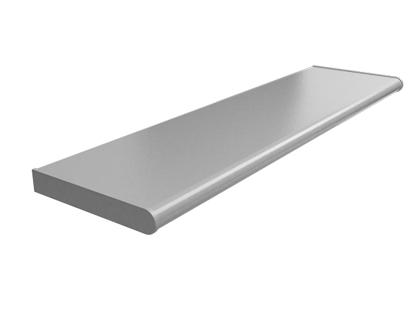 Postforming parapet wewnętrzny Aluminium
